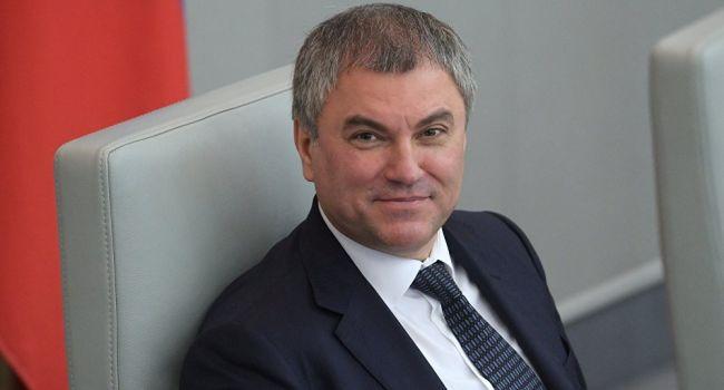 Портников: Володин уже начал готовиться к возвращению Украине Крыма