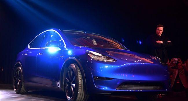 Tesla презентовала 7-местную Model Y за 39 тысяч долларов