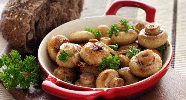 Употребление грибов помогает бороться со слабоумием