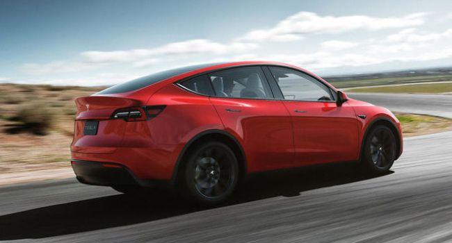Компания Tesla анонсировала уникальный электрокар