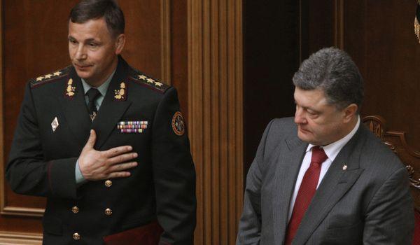 СМИ: Гелетей приказал засекретить документы о земле Порошенко в Киеве, на которой разрушили исторический памятник