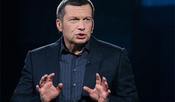 «Мавзолей – географический центр Украины»: Соловьев выдал новый маразматический перл