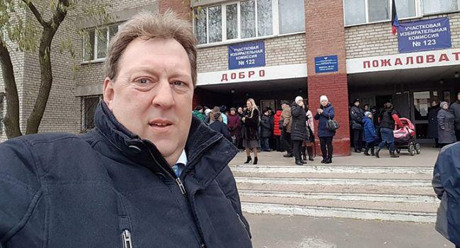 Депутат из Германии: «Уважайте итоги референдума в Крыму!»