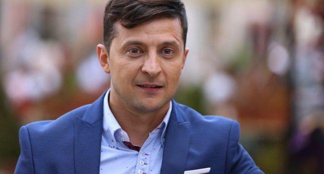 Стало известно, сколько денег Зеленский потратил на предвыборную кампанию