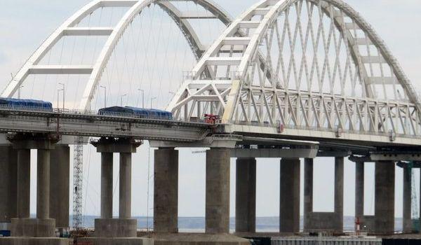 НаКрымском мосту будут просвечивать сканерами поезда