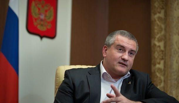 Аксенов похвастался, что в Крыму больше войск, чем во всей Украине