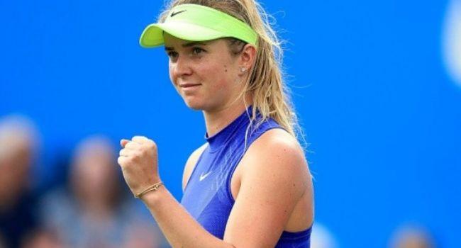 Эвелина Свитолина вернулась в первую пятерку рейтинга WTA