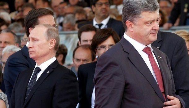 Волкер рассказал о личной вражде между Путиным и Порошенко