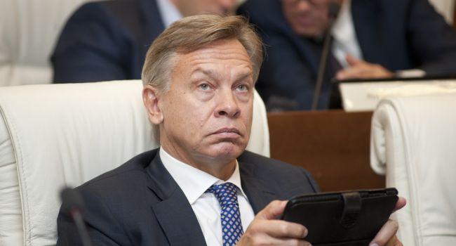 «Там была бы база НАТО»: Пушков прокомментировал присоединение Крыма к России