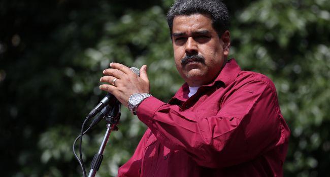 5 млрд долларов: Мадуро обвинил США в краже