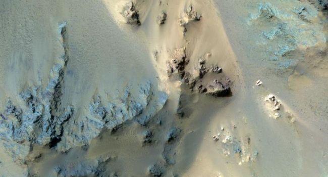 В сети показали уникальные снимки Марса