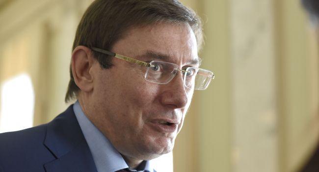 Политолог: «США использовали Луценко – нельзя говорить плохо о представителе великой державы»