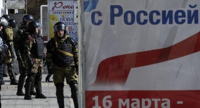 Эксперт о сравнении аннексии Крыма и Голанских высот: российским политиками надо сперва пойти в школу и доучиться