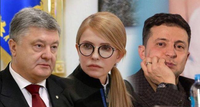 «Порошенко – это разочарования, Тимошенко прошла и Крым, и Рым, но нужно давать дорогу молодым», - Коломойский