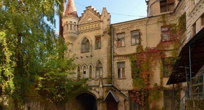 Исторические здания Киева можно взять в аренду за одну гривну