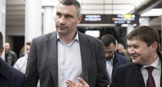 В метро Киева будут установлены лифты и кондиционеры