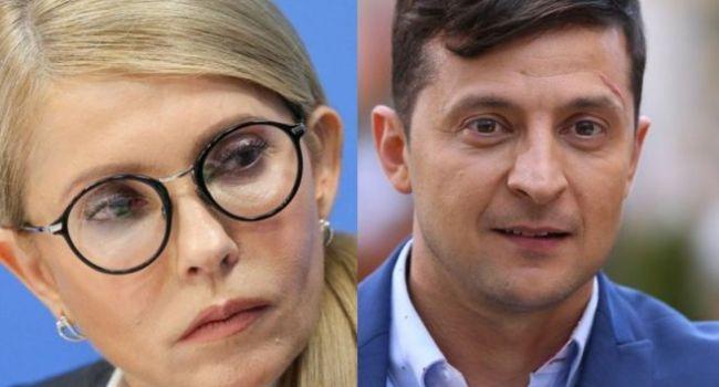 Журналист рассказал, почему гражданская война при президенте Зеленском или Тимошенко неизбежна