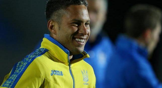 Марлос не поможет сборной Украины в матче против Люксембурга