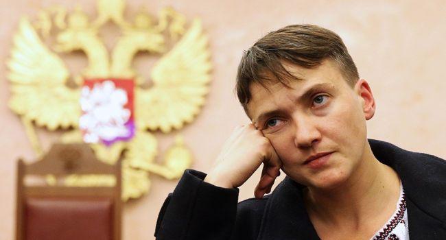 Эксперт: «Может быть, коварный Путин освободил Савченко с условием, что она будет досиживать по месту прописки?»