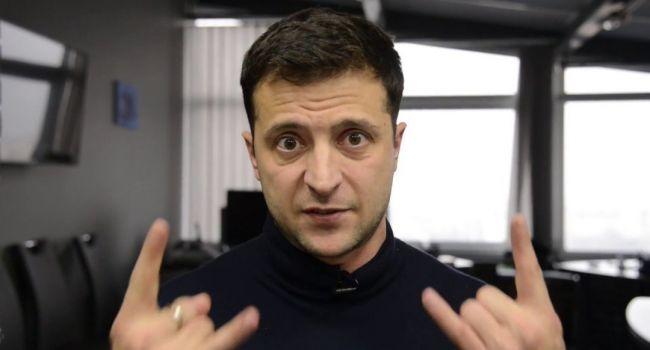 У Коломойского о «дне тишины»: Зеленский актер, а не кандидат