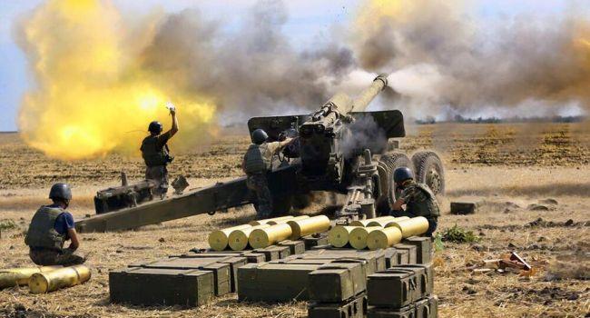 «Слава Украине! Героям Слава!»: бойцы ВСУ нанесли сокрушительный удар в ответ по боевикам