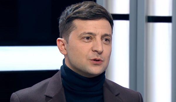 Зеленский разъяснил объявление оготовности встать наколени перед Путиным