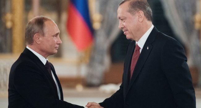 8 апреля Эрдоган снова приедет в Москву