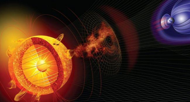 25 марта в Украину придут сильные магнитные бури