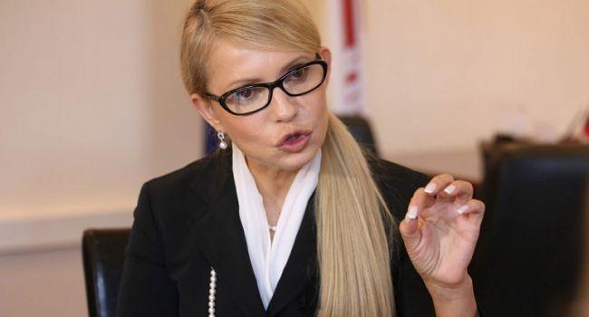 Литовченко: Тимошенко – это ползучая медленная сдача государственности в пользу Путина