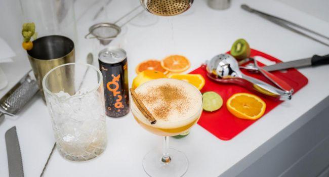 На рынок Украины вышел не имеющий аналогов напиток Outox