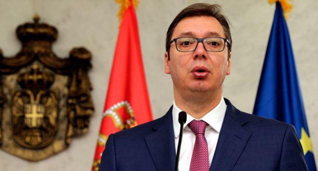 Военный нейтралитет является природным выбором Сербии - Вучич