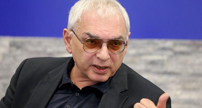 Режиссёр из России заявил о неизбежности распада Украины