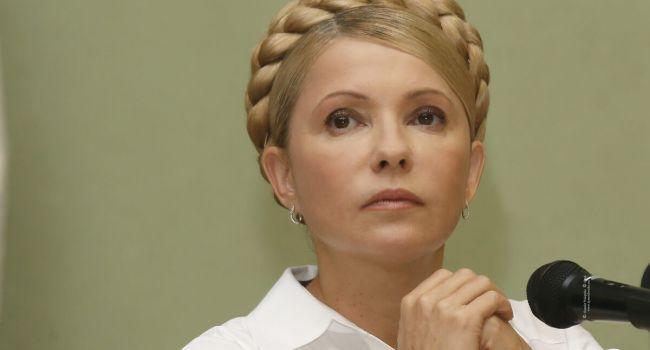 Тимошенко о поражении Порошенко на выборах: «Его ждет уголовная ответственность»