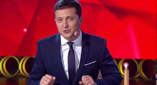 Политолог: Зеленский может унизить Порошенко после первого тура