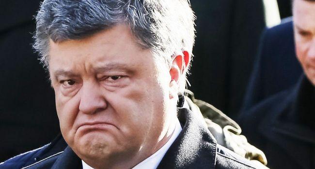 Порошенко – лидер президентского антирейтинга