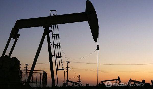 Цена нефти достигла максимальных показателей за год