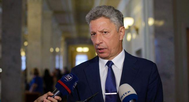 Бондаренко: «Москва совершила ошибку, поддержав Бойко»