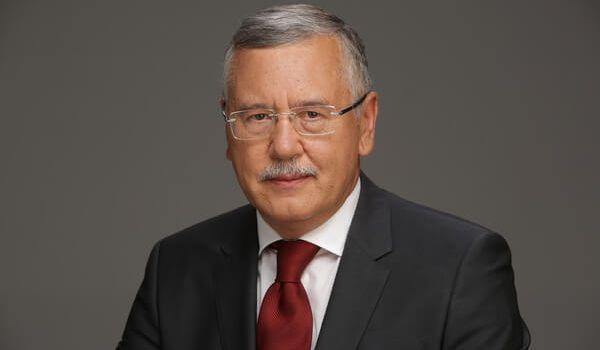 Гриценко рассказал о первых законах, которые будут приняты в случае его победы на выборах президента