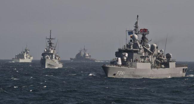 Шутки в сторону: количество кораблей НАТО в Черном море увеличилось до 6