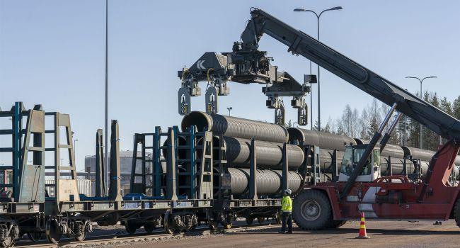Moody's: новый запрос Дании угрожает задержками встроительстве «Северного потока— 2»