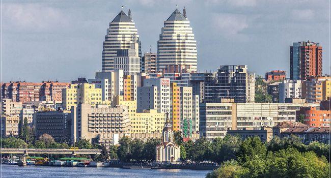 Если Порошенко уйдет: музыкант предлагает переименовать Днепр в Днепропетровск