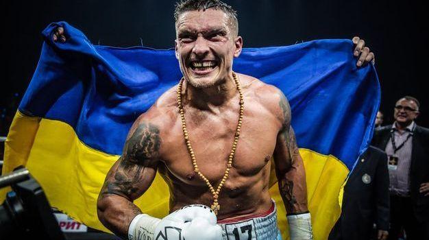 Усик – украинцам: «Не смотрите телевизор, мы сходим с ума»