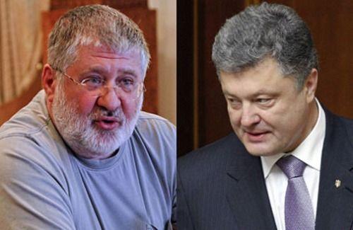 Коломойский иронично заявил, что теперь он может считать Порошенко своей марионеткой