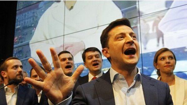 «Это взрыв мозга!»: российский политолог назвала победу Зеленского «ужасом для рабов»