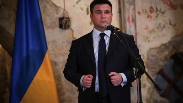 Климкин рассказал об условиях сотрудничества с Зеленским