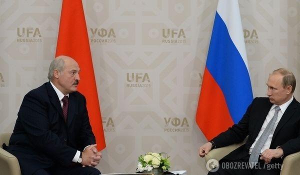 РФ даст республики Белоруссии кредит для погашения долга перед Россией