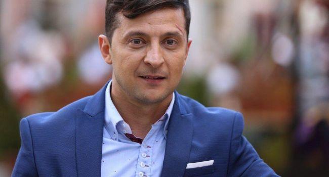 Зеленский озвучил свои планы в случае победы на выборах президента Украины