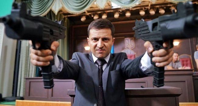 Духлий: логика обиженного избирателя Зеленского – это Порошенко заставил меня голосовать так