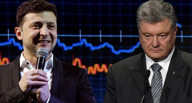 Зеленский поставил Порошенко условия перед дебатами