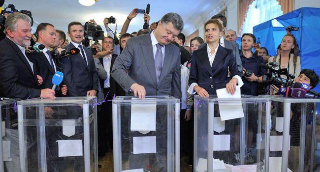 Блогер: «Сторонникам Порошенко наконец сказали правду и ткнули в экран лицом»